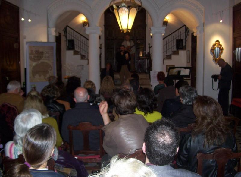 Presentación Literaria en la Fundación Aina María Lliteras de Can Cardaix, en Artá