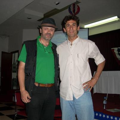 Con Salva Rodríguez en México, un trotamundos en bicicleta