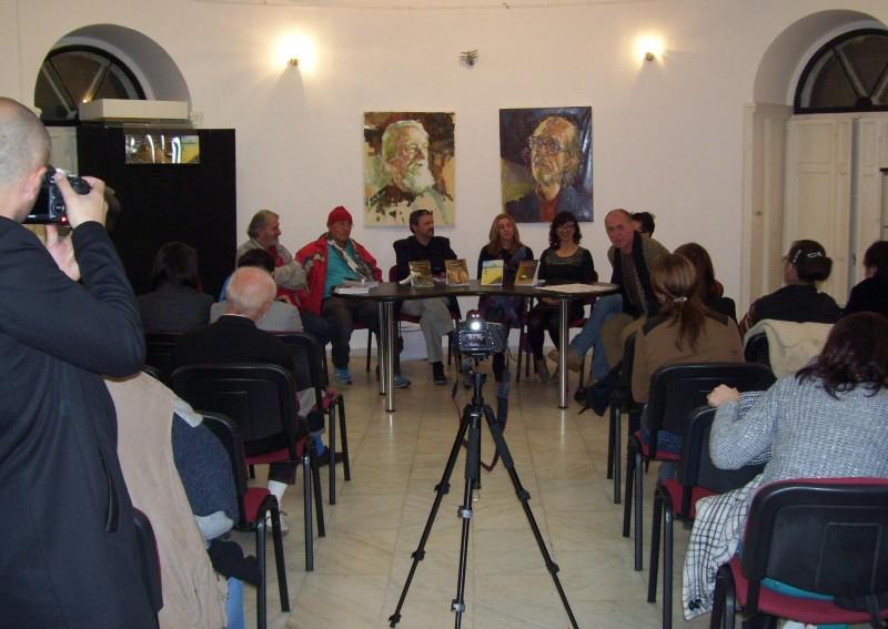 ANTHEL BLAU presenta con éxito en Bucarest