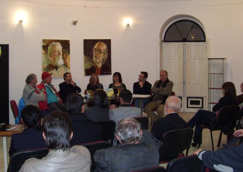 PRESENTACIÓN EN EL MUSEO DE LA LITERATURA, EN BUCAREST