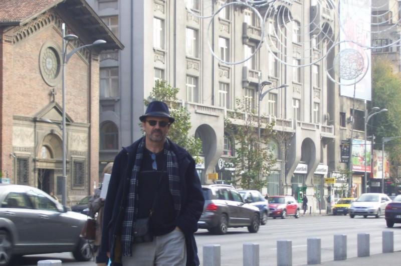 Anthel Blau, sensaciones en Rumanía